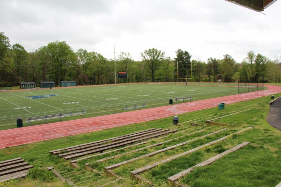 The+empty+turf+field+is+the+ideal+spot+for+these+activities.+