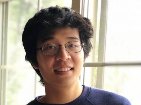 Photo of Christopher Kang