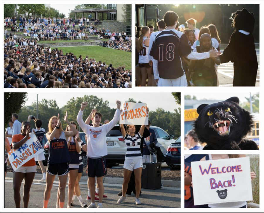 Annual opening-day traditions bring much excitement. (photo credit: Potomac smugmug)