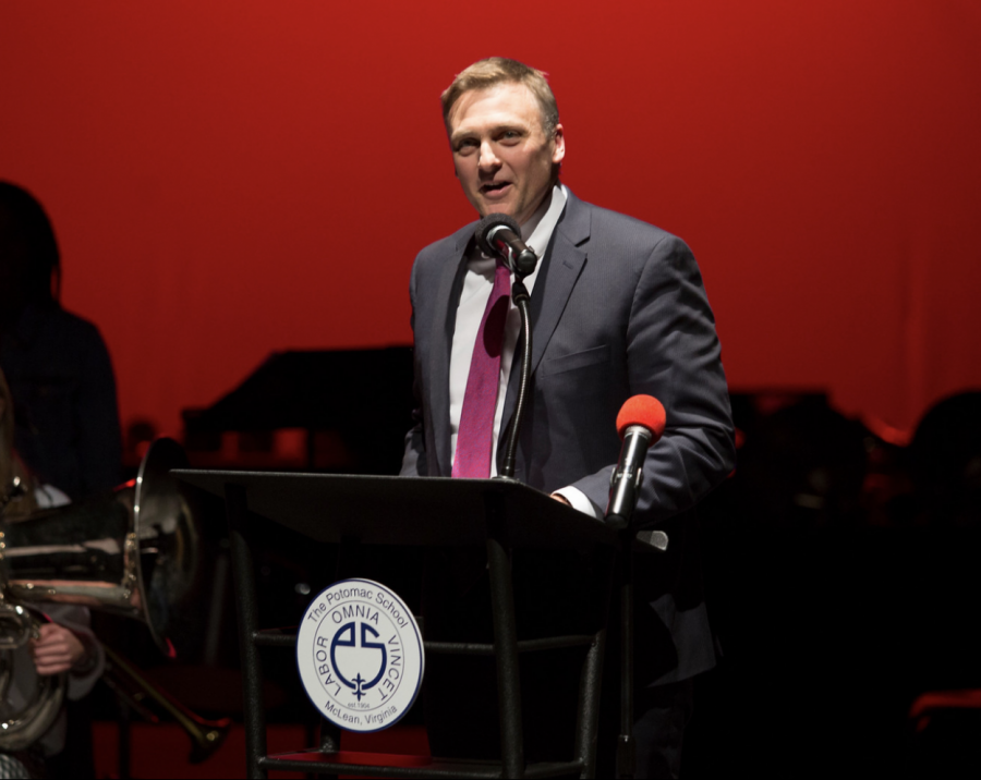 Head of Upper School, Mr. McLane, offers Potomac students an apology for the pain caused by bias