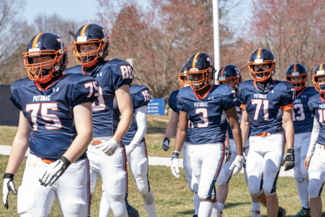 Potomac football makes history with victory over rival
